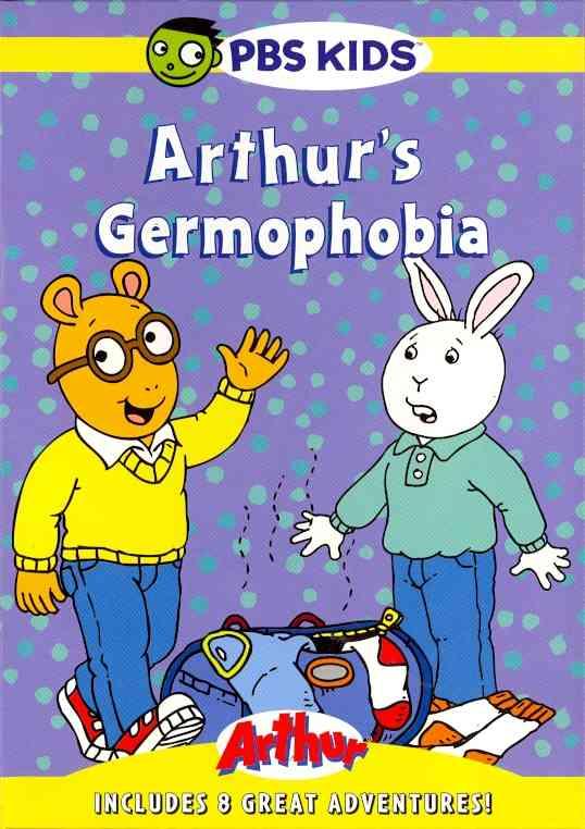 ARTHUR:GERMOPHOBIA BY ARTHUR (DVD)